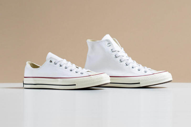 Giày Converse Trắng Chuck Taylor All Star 1970s