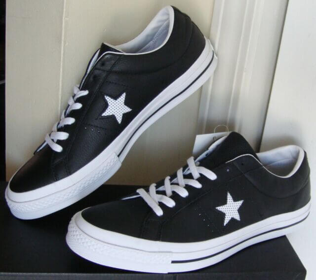 Chuck Taylor One Star Ox Black