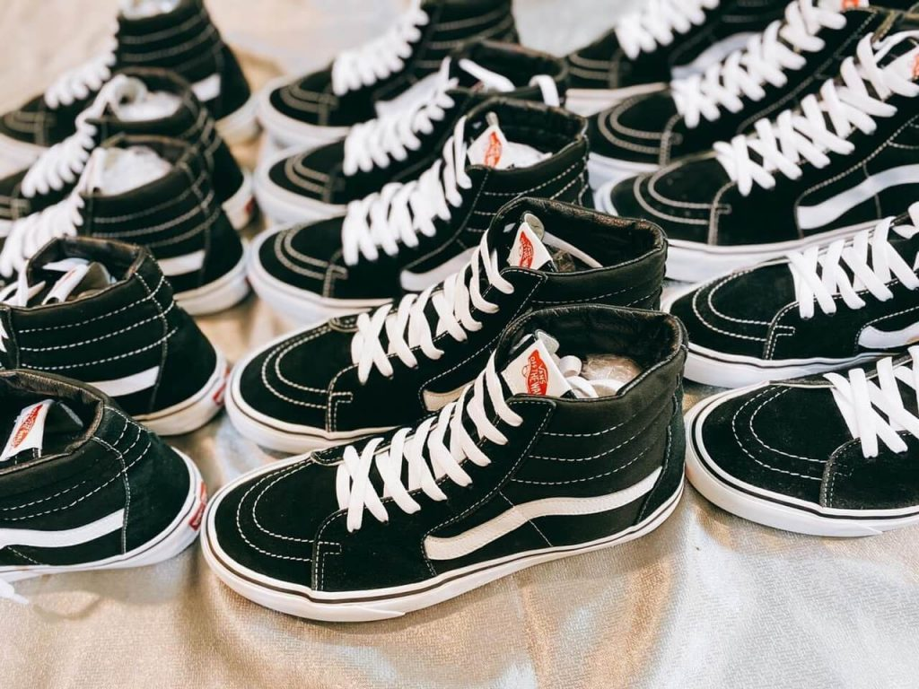 Giày thể thao Vans 2hand real